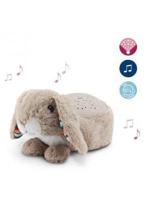 Ночник-Проектор звёздного неба Zazu RUBY Кролик