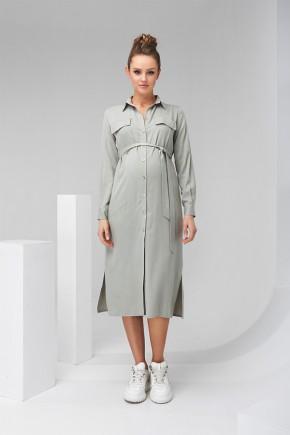 Платье для беременных и кормящих Dianora 2139 фисташковый
