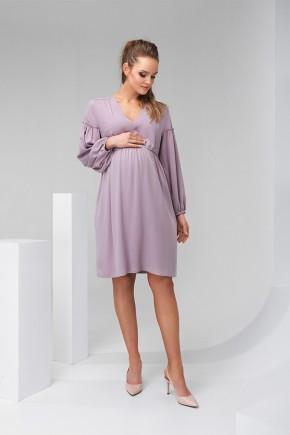 Платье для беременных и кормящих Dianora 2140 темно-лавандовый