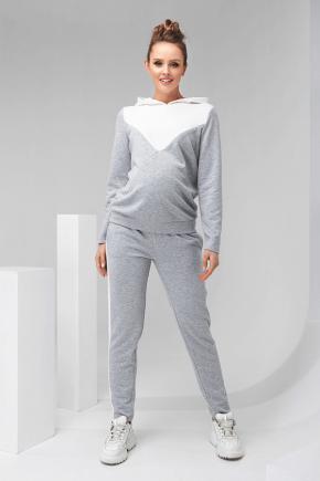 Спортивний костюм для вагітних і годуючих Dianora 2135(6) айворі