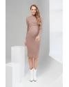 Платье для беременных и кормящих Dianora 2109 кофейное
