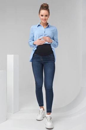 Джинсы Skinny для беременных Dianora 2145 синие