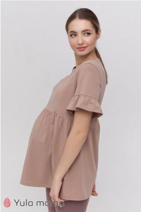 Туника для беременных и кормящих Юла Mama Misty TN-21.022
