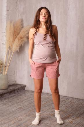 Комплект домашний для беременных и кормящих Znana Joy звездочка пудра