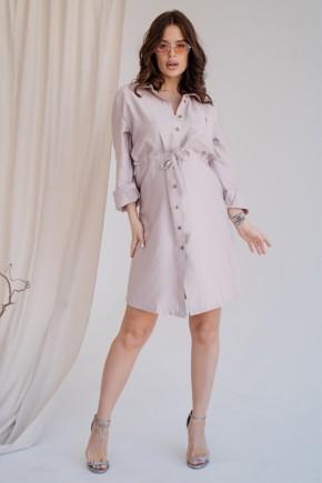 Платье для беременных и кормящих To be 4300 пудра