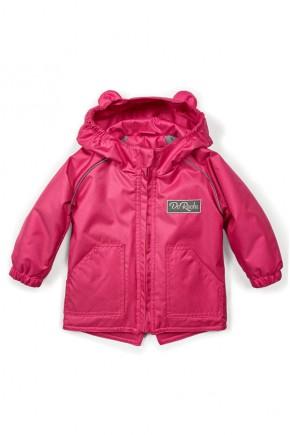 Куртка-парка демисезонная ДоРечі Розовая