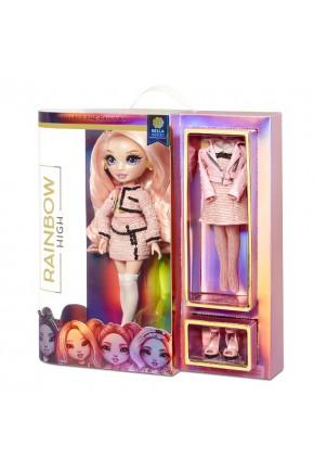 Кукла RAINBOW HIGH S2 - БЕЛЛА ПАРКЕР (с аксессуарами)