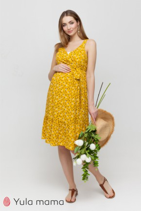 Сарафан для беременных и кормящих Юла Mama Chanta SF-21.082