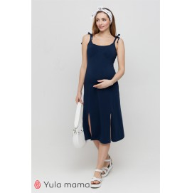Сарафан для вагітних і годуючих Юла Мама Dolores SF-21.071