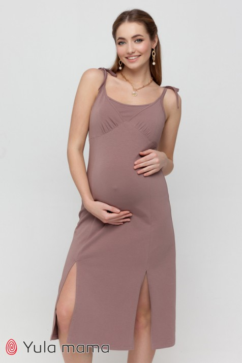 Сарафан для вагітних і годуючих Юла Мама Tina SF-21.021