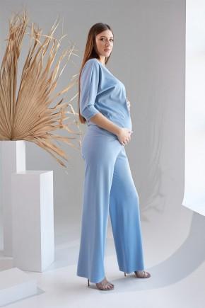 Штани для вагітних Dianora 2129 пудрово-бежеві