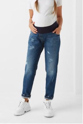 Джинси Skinny для вагітних Dianora 2145 сині