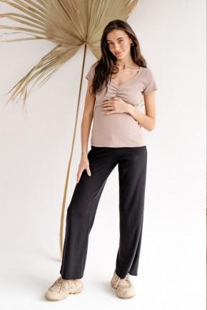 Брюки для беременных To Be 4306 черные