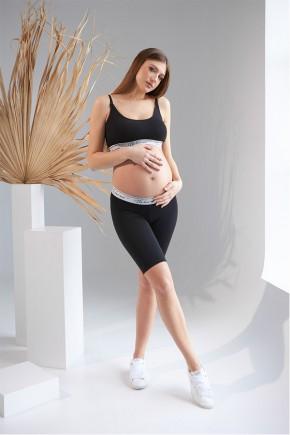 Топ для вагітних та годуючих Dianora 2081 чорний