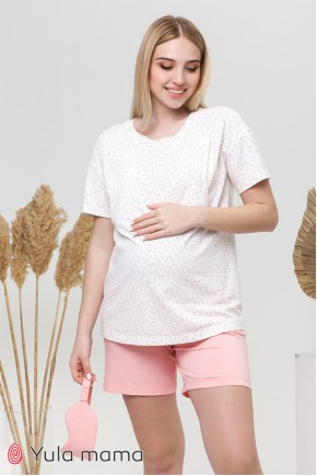 Пижама для беременных и кормящих Юла Мама JANICE NW-5.8.1