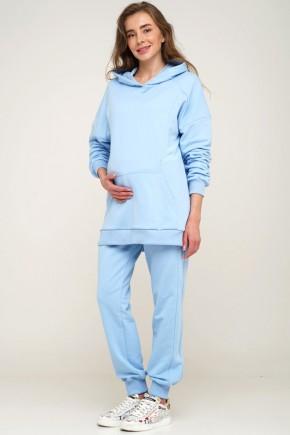 Прогулочный костюм для беременных и кормящих Creative Mama Mums Blue