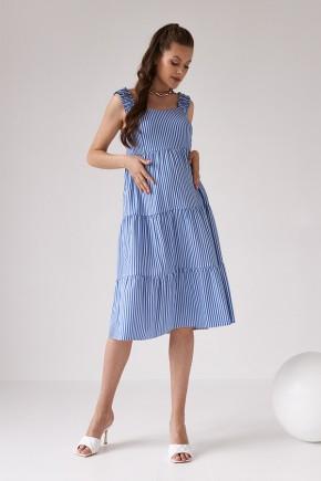 Платье для беременных и кормящих Dianora 2155 лавандовое