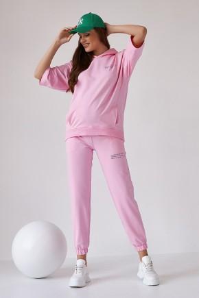 Спортивный костюм для беременных и кормящих Dianora 2149(50) розовый