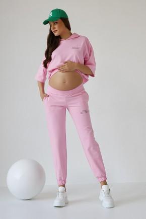 Штаны для беременных Dianora 2163 розовые