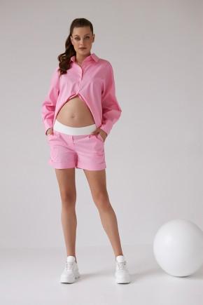 Шорты для беременных Dianora 1430 розовые