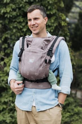 Ерго рюкзак Love & Carry ONE+ Cool Урбан