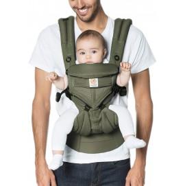 Ерго рюкзак Ergobaby Omni Mesh 360 - Хакі з народження