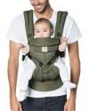 Эрго рюкзак Ergobaby Omni Mesh 360 - Black с рождения с вентилируемой спинкой