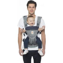 Ерго рюкзак Ergobaby Omni 360 - Зірки Джинс з народження