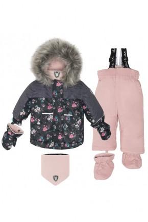 Зимний комплект для девочки Deux par Deux H502-622