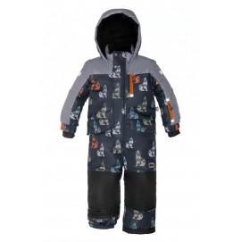 Комбинезон зимний для мальчика Deux par Deux T720-014
