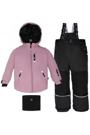 Зимний комплект для девочки Deux par Deux P809-504