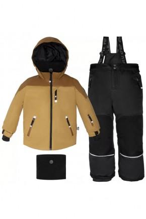 Зимний комплект для мальчика Deux par Deux R809-213