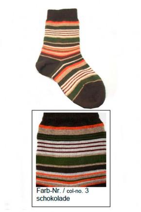 Термошкарпетки дитячі Groedo 75% вовна, 14073 Коричневий