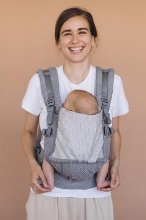 Эрго рюкзак Love & Carry ONE+ Cool Organic Волна