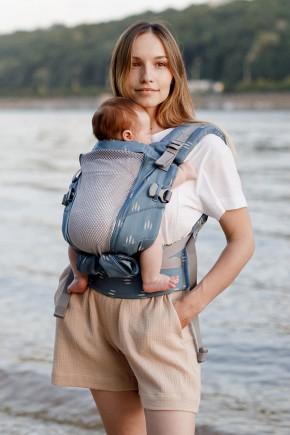 Эрго рюкзак Love & Carry ONE+ Cool Organic Вуд