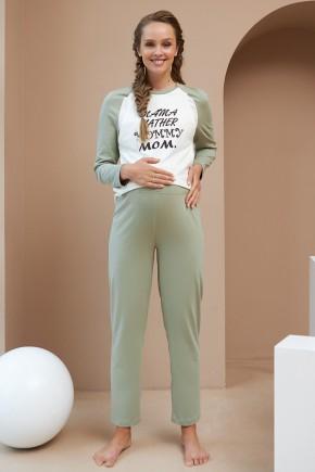 Штаны для беременных Dianora 2180 1557 фисташовые