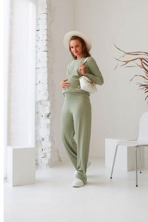 Штани для вагітних Dianora 2171 зелені