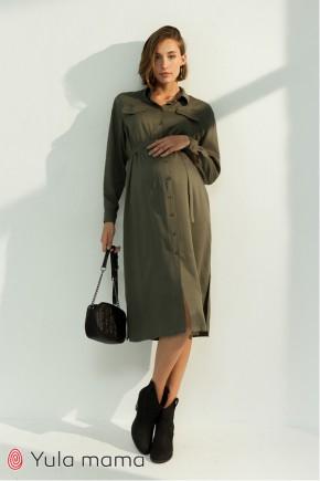 Платье для беременных и кормящих Юла Mama SABRINA DR-31.052