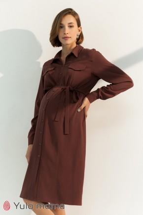 Платье для беременных и кормящих Юла Mama SABRINA DR-31.051