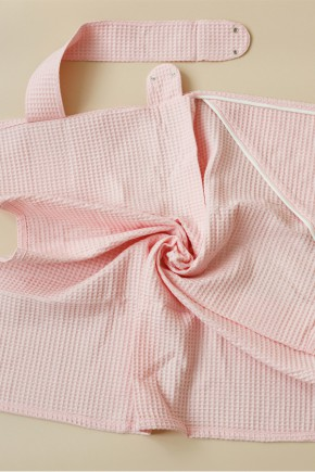 """Вафельное полотенце """"Wafel"""" Magbaby розовое"""