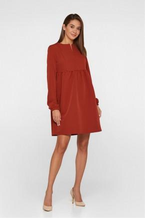 Сукня для вагітних і годуючих Lullababe Corfu Червона