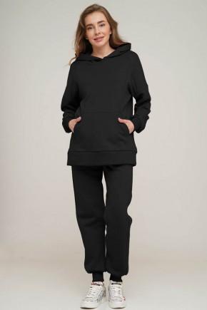 Прогулочный костюм для беременных и кормящих Creative Mama Mums Black