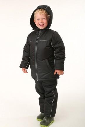 Детский зимний комплект Flavien черный