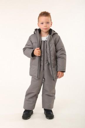 Детский зимний комплект Flavien серый