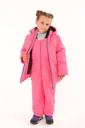 Детский зимний комплект Flavien розовый
