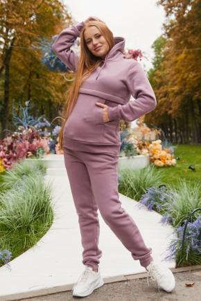 Утепленный костюм для беременных и кормящих Lullababe Kutaisi фриза