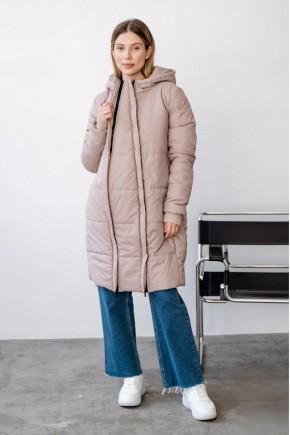 Куртка для беременных To Be 4343 мокко
