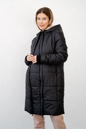 Куртка для беременных To Be 4343 черная