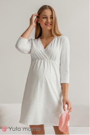 Ночная рубашка для беременных и кормящих Юла Мама ALISA NW-1.5.3
