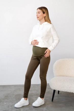 Леггинсы для беременных To Be 3052 хаки
